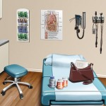 Interactive Illustration of Doctor's Office