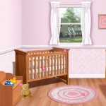 technical illustration of Health eHome Interactive Nursery