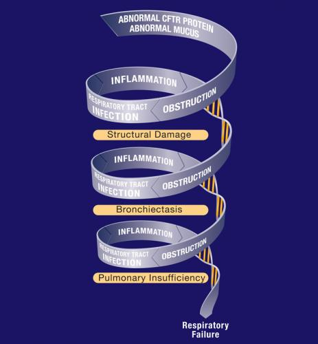 Spiral Pulmozyme